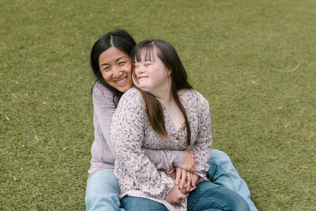 Youth with respite provider